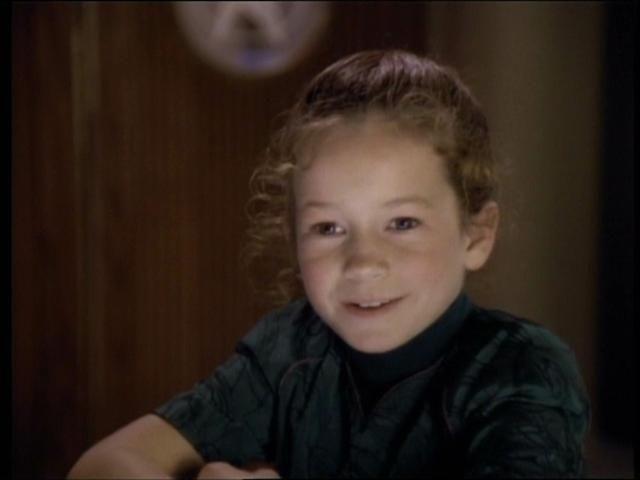 ¿De quién es hermana Erica, la niña de la foto?