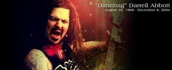 Dimebag Darrel, famoso guitarrista de Pantera, murió en el 2004 tiroteado por un fan, ¿Que dijo mientras moría desangrado?