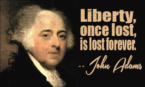 John Adams fue uno de los padres fundadores de Estados Unidos, ¿Sabes qué dijo segundos antes de morir?