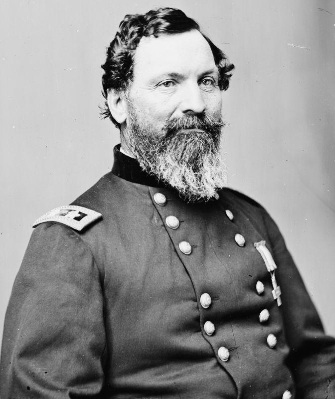 John Sedgwick, general del ejercito federal de los Estados Unidos, ¿Qué dijo Instantes antes de morir?