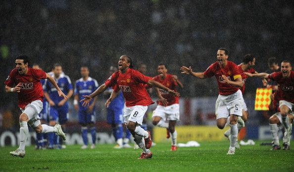 ¿Dónde se jugó la final de la Champions de la temporada 07/08, que enfrentó al United con el Chelsea?
