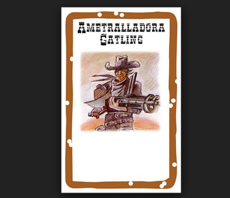 Ametralladora Gatling