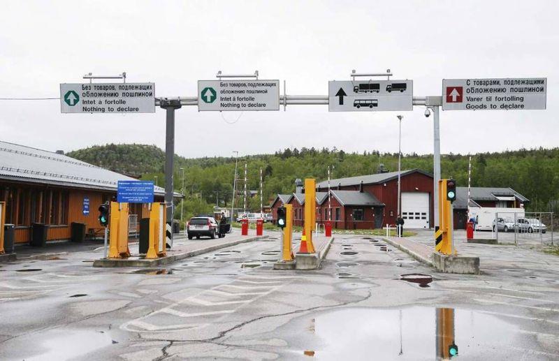 Noruega comparte frontera con Rusia