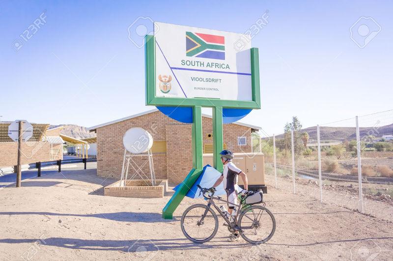 ¿Que país limita únicamente con Sudáfrica?