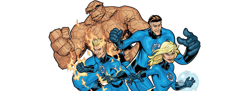 ¿Que miembro de los 4 fántasticos decide no regresar a la tierra con sus compañeros?