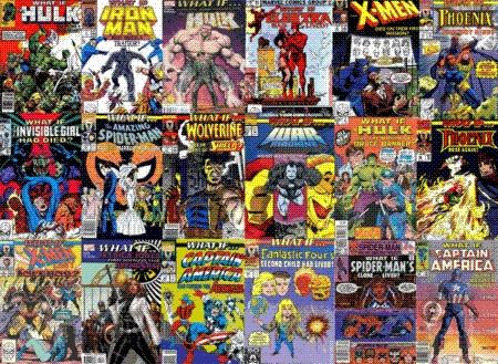 ¿De cuantos cómics contó la historia?