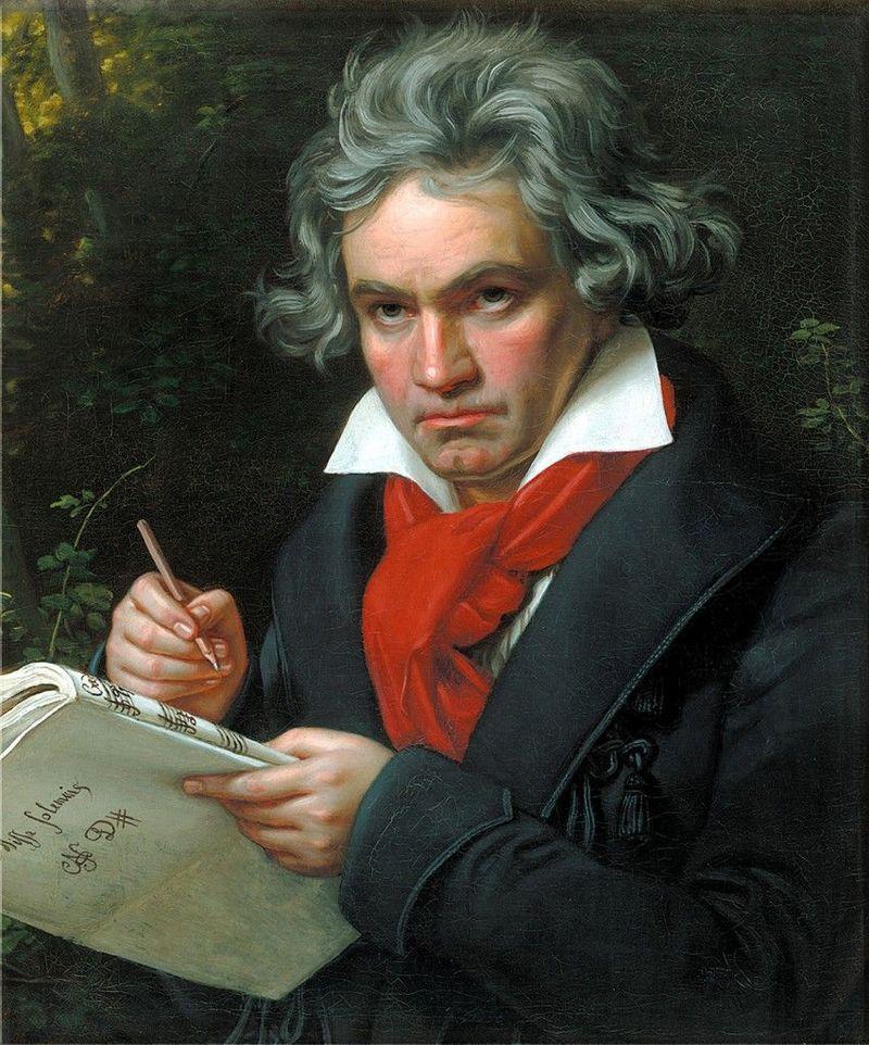 A hora pasamos al música. ?Sabes quién fue el autor más prolífico?