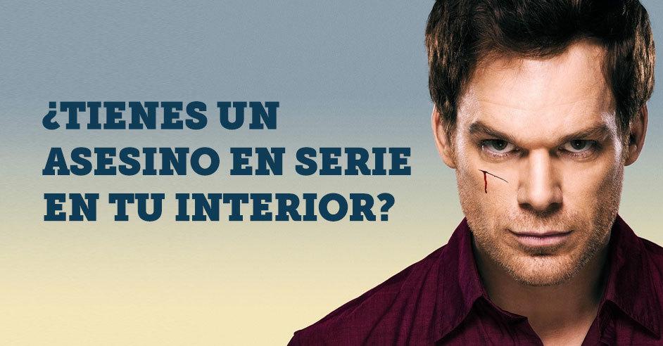 19094 - ¿Serías un perfecto asesino en serie como Dexter?