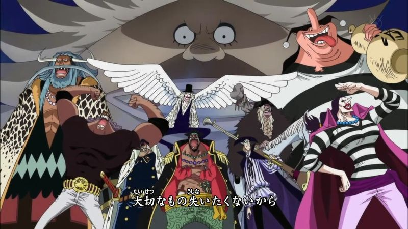 18863 - Antagonistas de One Piece