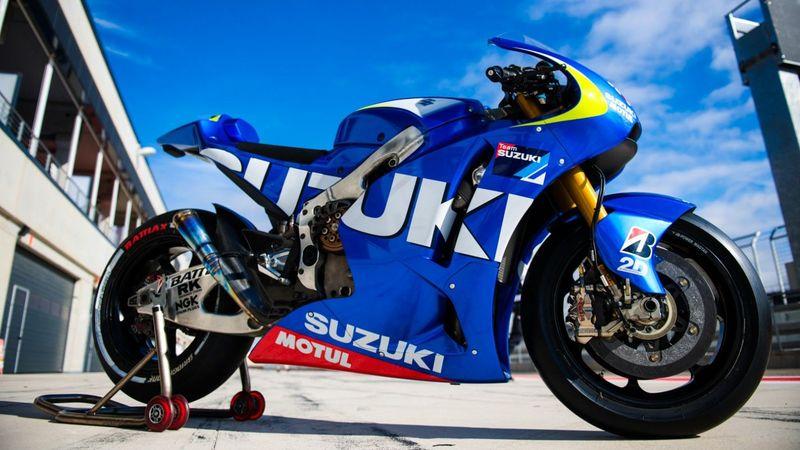 ¿Con qué dos pilotos ha vuelto Suzuki al mundial?