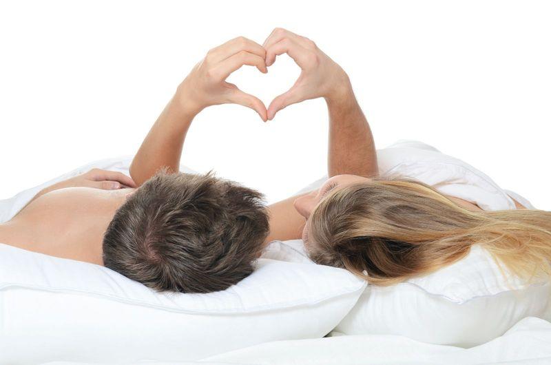 ¿Cómo encajáis en la cama?