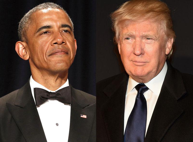 Soy como obama porque los del streming están dejando la casa blanca.