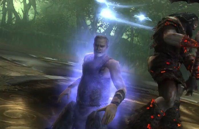 ¿Cuantas veces aparece el Capitán de God of War 1 y cuantas veces muere?