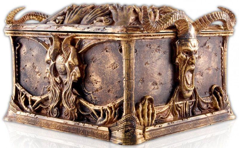 ¿Qué contenía la Caja de Pandora?