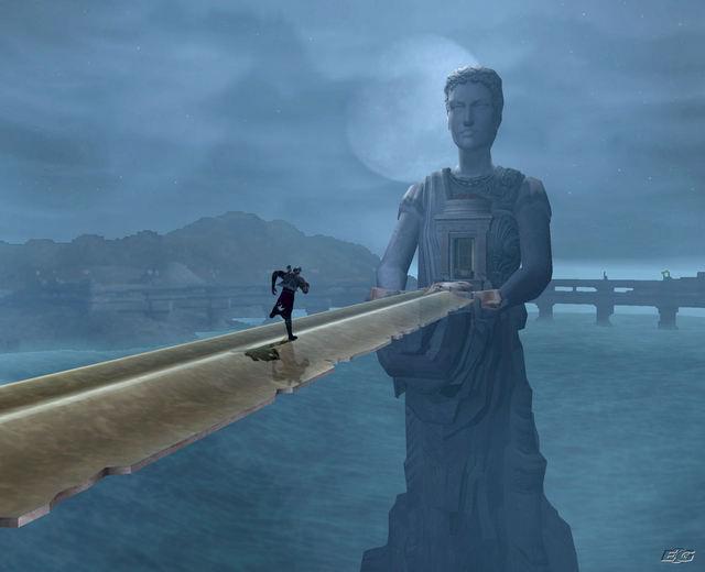 ¿Cómo se llama este puente y en que juegos aparece?