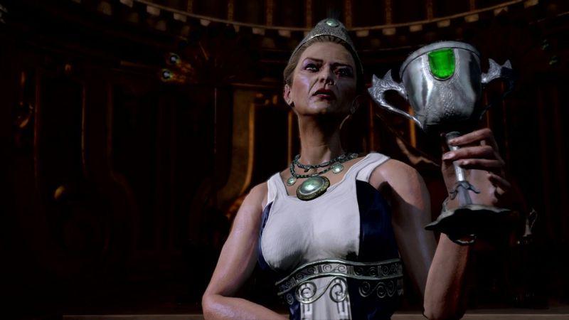 Aún siendo una diosa y esposa de Zeus, Hera muere en God of War 3, ¿por qué?