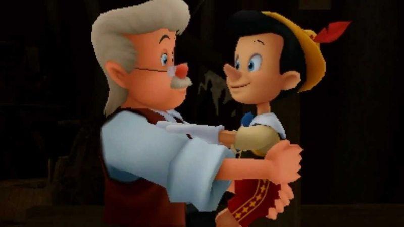 ¿Dónde se instalan Geppeto y Pinocho cuando salen de la ballena?