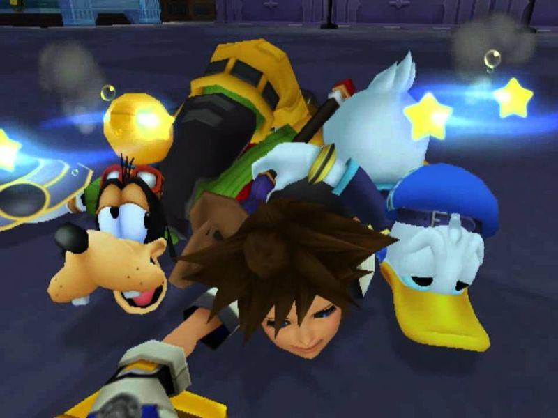 Curiosidad: ¿Dónde sale un dibujo del Pato Donald en el juego?
