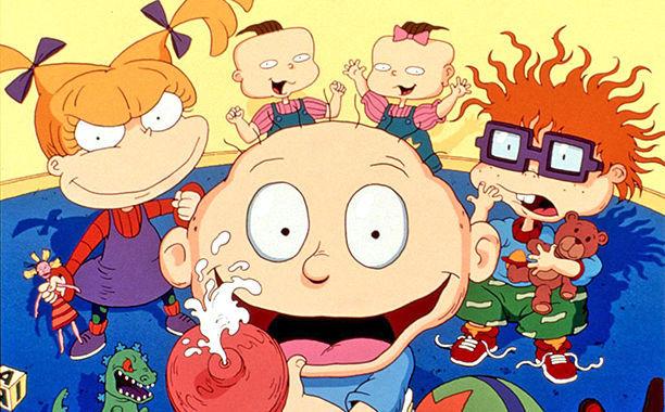 ¿Cómo se llama la muñeca de Angelica en Rugrats?
