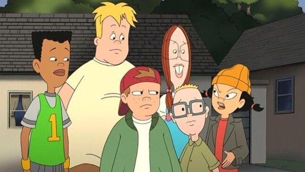 ¿Cómo se llama el director de la escuela de los chicos de La banda del patio?