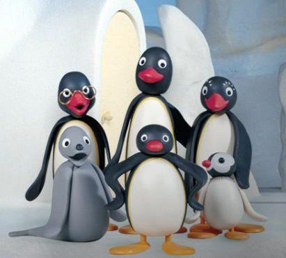 ¿De qué trabaja el padre de Pingu?