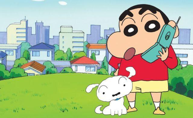¿Cómo se llama el amor platónico de Shin-Chan?
