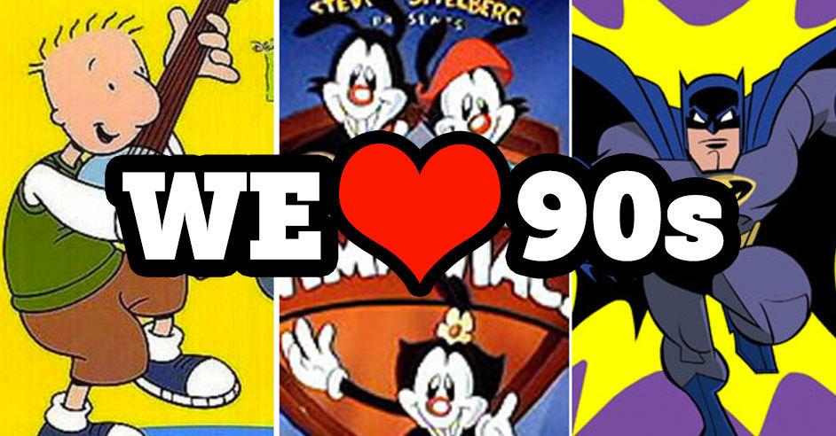 19251 - ¿Cuánto recuerdas de estos dibujos animados de los 90?