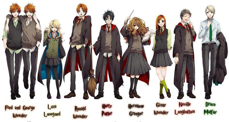 19344 - Harry Potter, ¿qué prefieres?