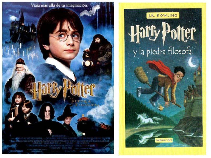 ¿Has leído los libros y/o visto las películas?