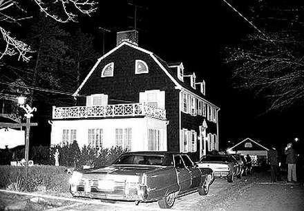 La casa de Amityville