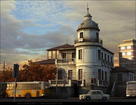 La casa de Ñuñoa