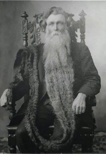 Comencemos con Hans Steininger, famoso por ser el hombre con la barba más larga del mundo, ¿Cómo murió?