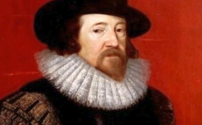 Francis Bacon tenía la teoría de que la nieve podía conservar la carne de un pollo igual que la sal, ¿Como murió?