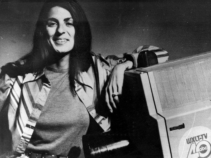Christine Chubbuck era una reportera  de TV que  se encontraba deprimida por la deriva morbosa de la cadena, ¿Como murió?