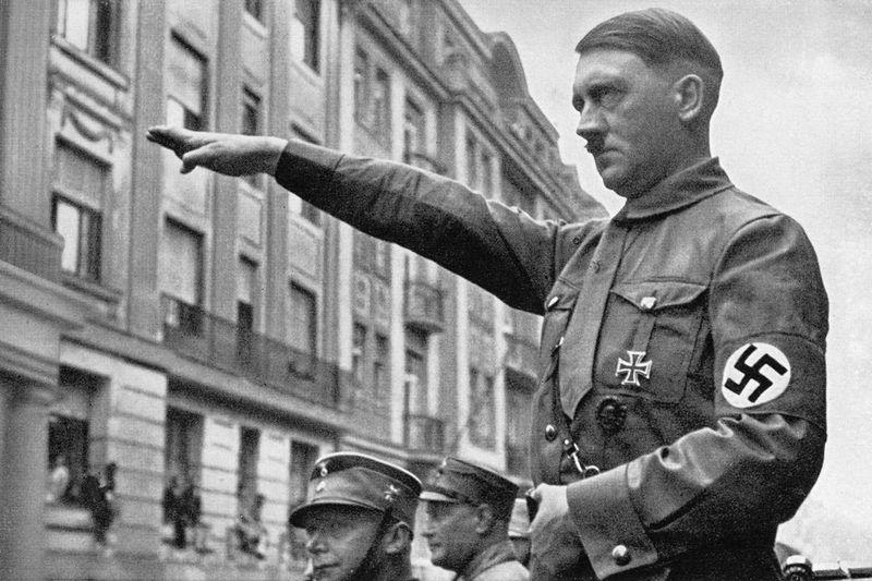 19446 - ¿Cuánto sabes sobre Hitler? (Nivel Fácil)