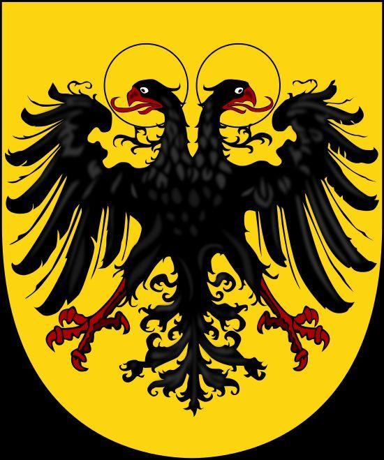 ¿Entre qué años se utilizó el siguiente escudo?
