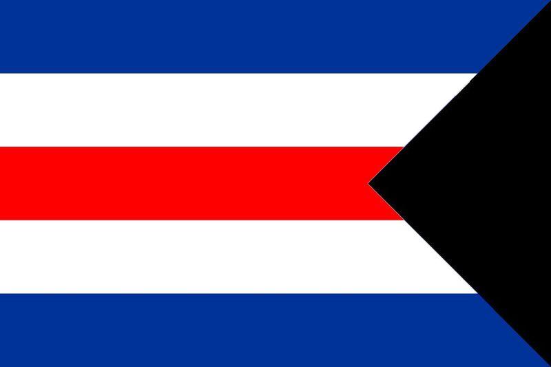 ¿Qué representaba esta bandera?