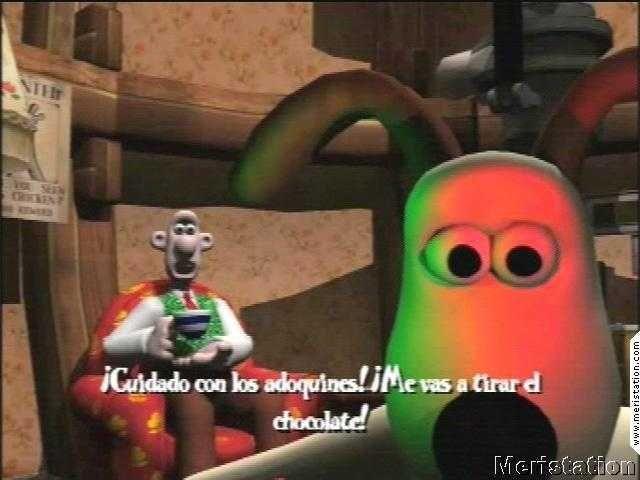 ¿Cómo consiguen Wallace y Gromit entrar en el zoo?