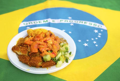 19581 - Gastronomía del mundo. Hoy: Brasil