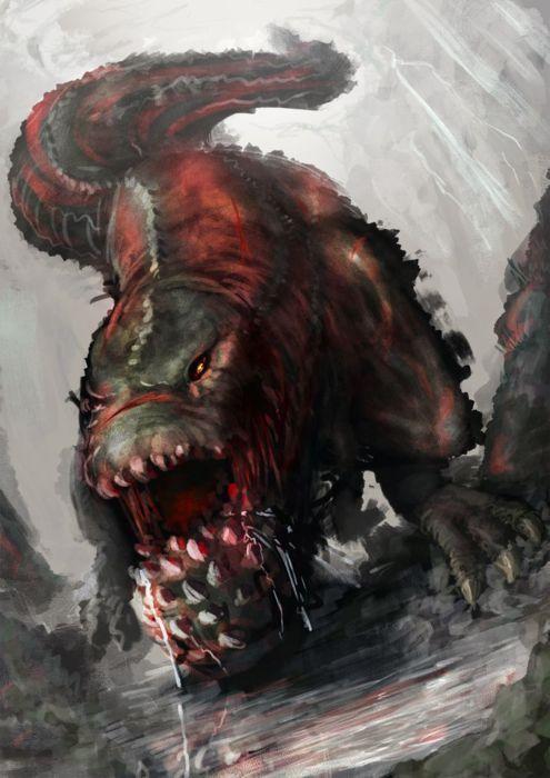 El deviljho es agresivo e insaciable, ¿Qué come exactamente el deviljho?