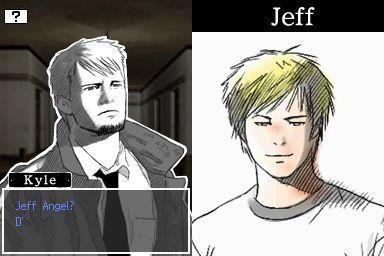 ¿De qué trata de inculpar Jeff al protagonista?