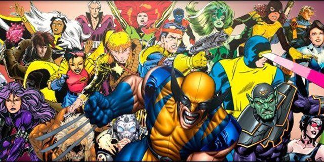 El Fénix poseé ha 5 miembros de la Patrulla X..., quien de estos no es uno de los poseidos.