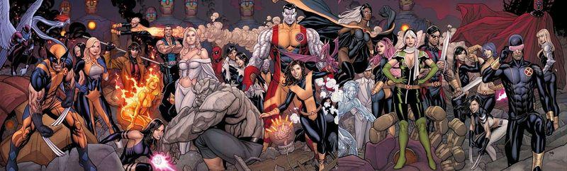 No todos los mutantes se ponen del lado de la patrulla X de estos solo uno no se une a los vengadores ¿Quién?