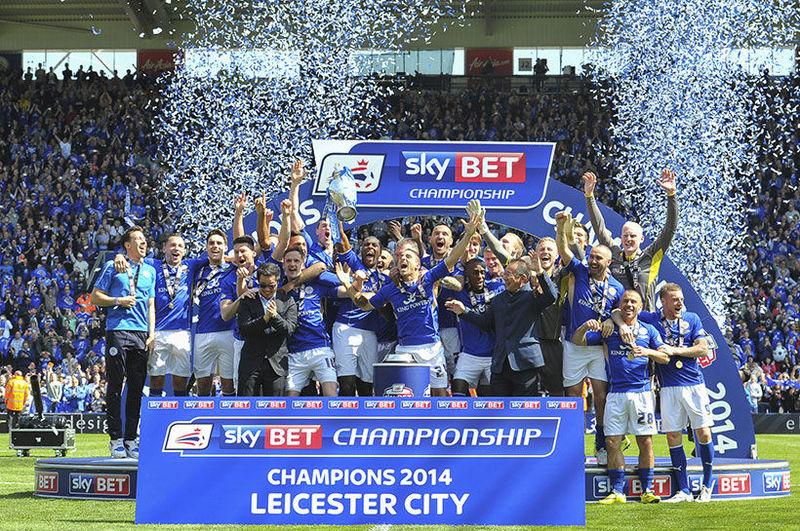 ¿Cuantos títulos tiene el Leicester? (Contando esta Premier League)