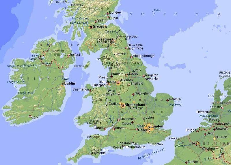 ¿Dónde está Leicester City?