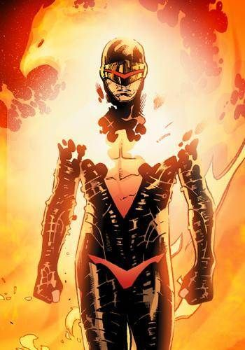 ¿A quién mata Cíclope cuando se transforma en el Fénix Oscuro?