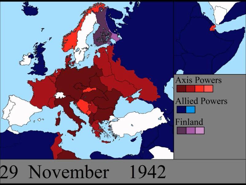 19689 - Juego de la Segunda Guerra Mundial