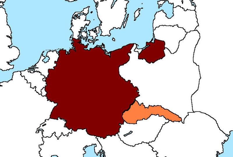 La Alemania Nazi acaba de anexionar Bohemia y Moravia. ¿Cuál será el primer país en ser anexionado por tu enorme Reich?