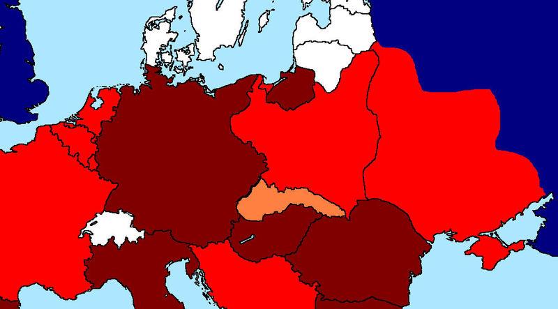 Como te dije, Polonia se ha rendido. Has empezado la invasión de la URSS y de momento va viento en popa.