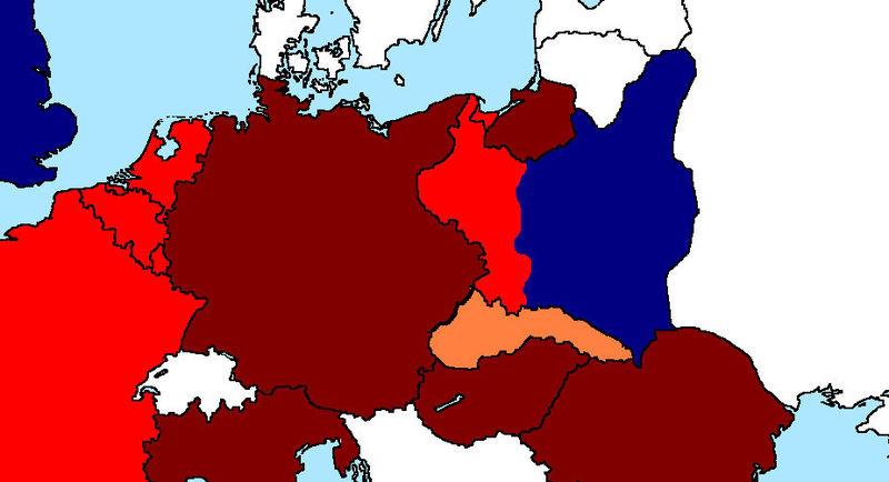 Has llegado a tiempo a Polonia pero la Resistencia Francesa ha empezado a causar estragos. La guerra se prolongará 2 años más.
